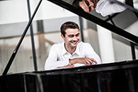 Pianist Torben Beerboom